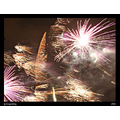 Fireworks National Day France Summer 2006