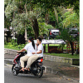side saddle motorbike bali littleollie