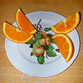 fruitfriday homefph fruit orange oranges ceramics plate