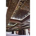 ceiling decorative wood arabesque