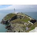 Lighthouse on South Stack (holyhead)