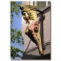 netherlands enkhuizen sculpture figurehead nethx enkhx decox sculn