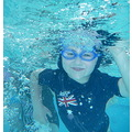 my wife brought an underwater camera thought we would give it a test run in our pool with my wond...