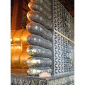 Wat Pho Temple Feet of the Reclining Buddha Mother Pearl