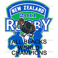 rugby world champions all blacks new zealand littleollie