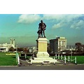 Sir Francis Drake Plymouth England statue