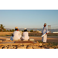 Omani Boys 3- Waiting for School Bus