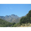 mountains cape province tulbach Ceres