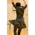 movement in a dress