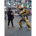At 5:09pm-On Yonge St.,at Dundas-outside the Toronto Eaton Centre-Toronto,Ont.,On Saturday,Jan.26...