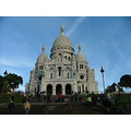 paris Sacre Coeur morning