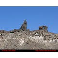 Gran Canaria mountain rocks heaven blue Berg Felsen Himmel