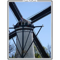 mill building holland netherlands tholen landscape