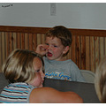 kid portrait picking nose vbs 2008 hartville missouri