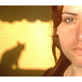 me cat shadow