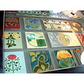 6/9 Tiles at the Jackfield Tile Museum, Ironbridge