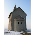 Church St. Michala Archanjela. It is a romanesque church from early 12th century. This church is ...