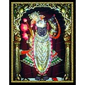 Sri Nath ji Indian Tanjore Paintings