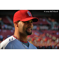 stlouis missouri us usa portrait Albert Pujols cardinals baseball MLB 08209 2009