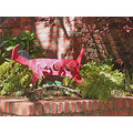 piedmont streetart art yard red sculpture piedmontfph redfph