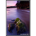 Landscape Ribble River Water Autumn Sunset Spideyj