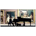 art gallery piano sonata canvas