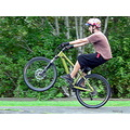 mtb mountainbike bike skatebowels boy whelie
