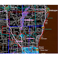 wisconsin senate district20 grothman negative image highway map recall
