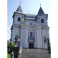 CzechRepublic Moravia Church Mountain Our Lady Hostyn