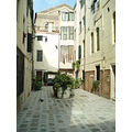 "I love this place. Is a tipical example of ""campiello"", that is the little squares which are in V..."