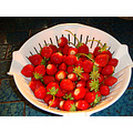 Mara de bois strawberries