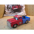 marusan bulldog toy tin pickup ford blech