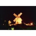 Martigues by night the mill France