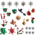 xmas mask guild collection collage interior decorations series keitology