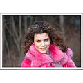 girl woman wife model portrait forest winter face eyes hair smile bulgaria nikon