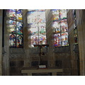 germany stainedglass cathedral ulm blur challenge85