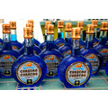 zuiderdam cruise willemstad curacao blue liquor bottles