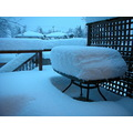 Snow deck table peterpinhole