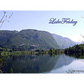 LakeFriday ReflectionThursday Bohinj