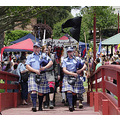 Medieval Alliance pipers Gathering of the Clans city of armadale littleollie