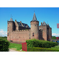 castle muiderslot holland netherlands