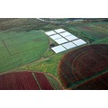 Some more crops from the air.