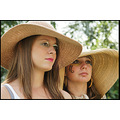 girls pair hats