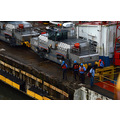 zuiderdam cruise locomotives workers panamacanal panama
