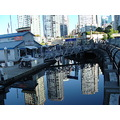 reflectionthursday coal harbour vancouver bc canada